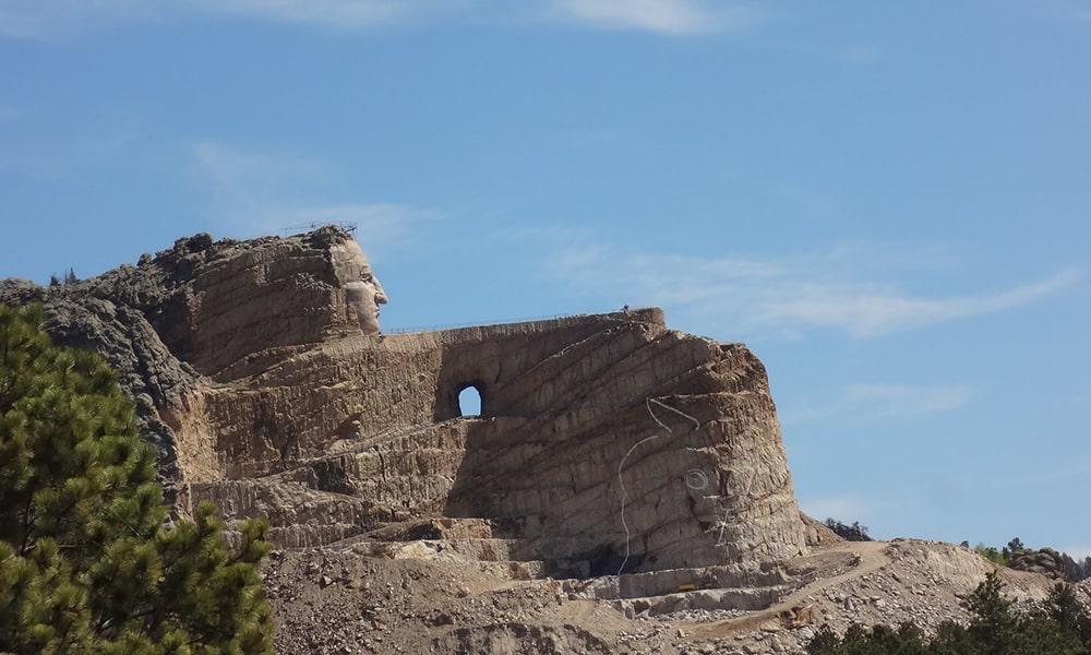 Crazy Horse Memorial - Pixabay-min