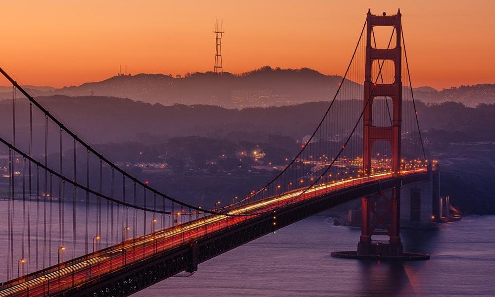 Golden Gate Bridge - Pixabay