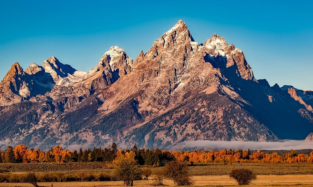 Grand Teton National Park - Pixabay
