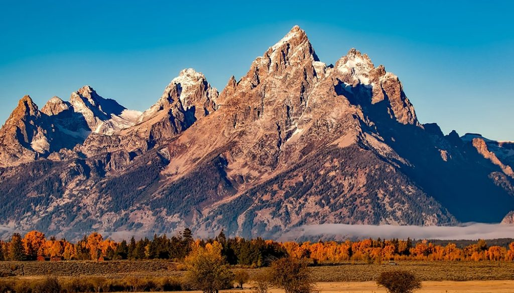 Grand Teton National Park - Pixabay