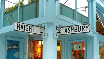 Haight-Ashbury - Pixabay