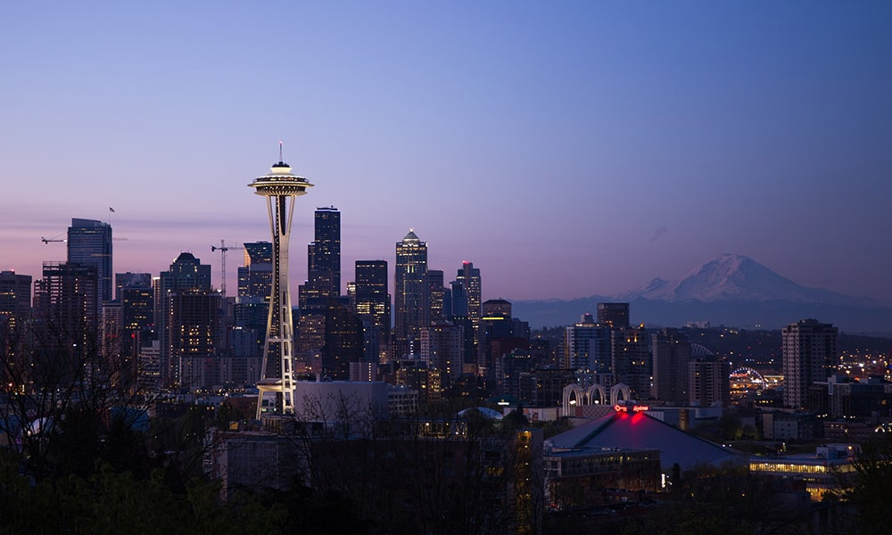 Seattle - Pixabay