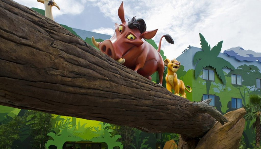 The Lion King 2 - Matt Stroshane via WDW News