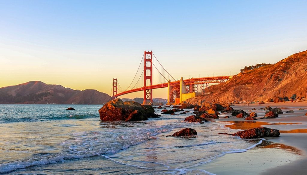 Golden Gate Bridge - Unsplash