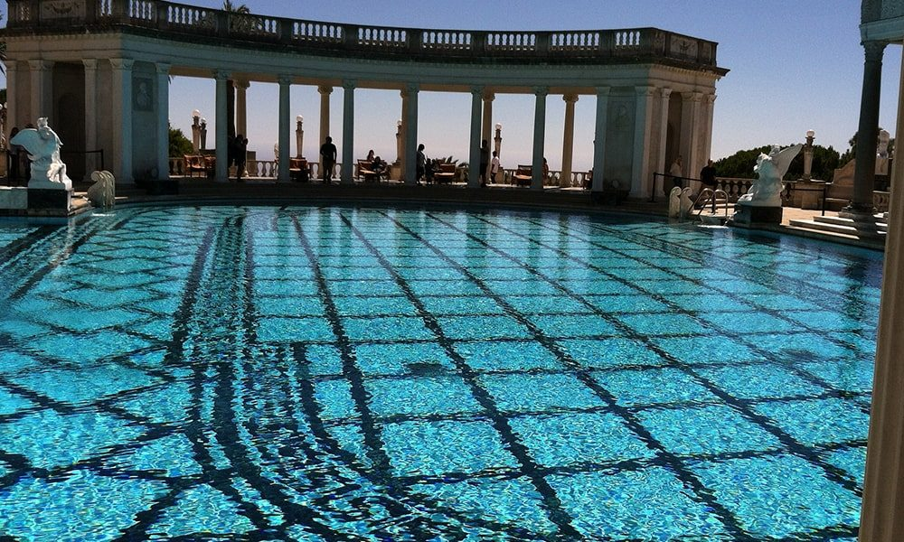 Hearst Castle - Pixabay