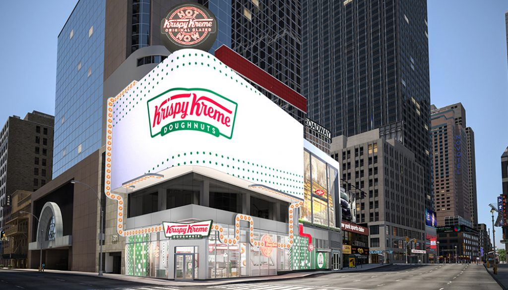 Krispy Kreme - Business Wire via Krispy Kreme
