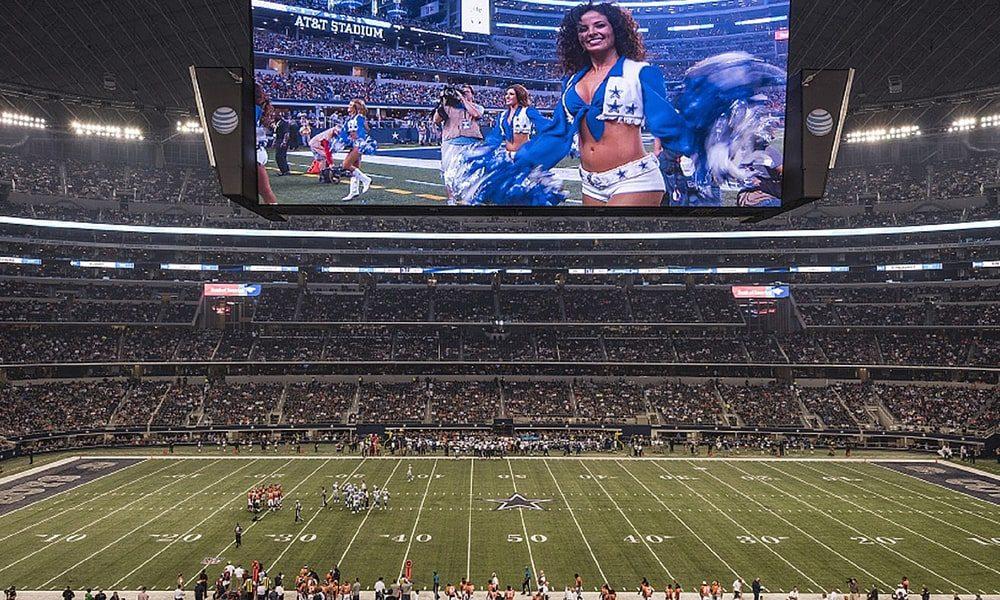 AT&T Stadium - Pixabay