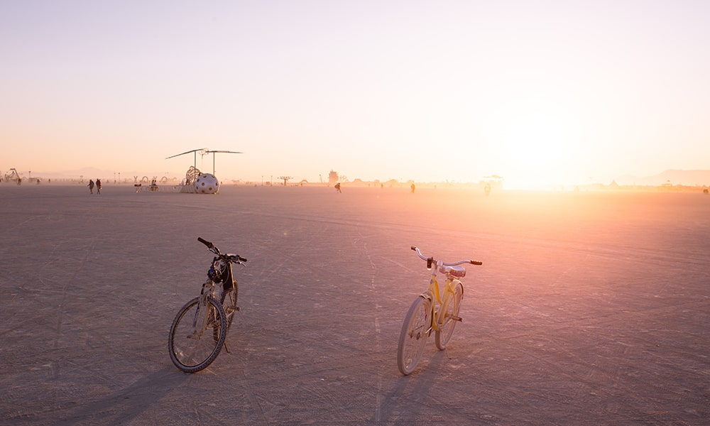 Burning Man - Unsplash