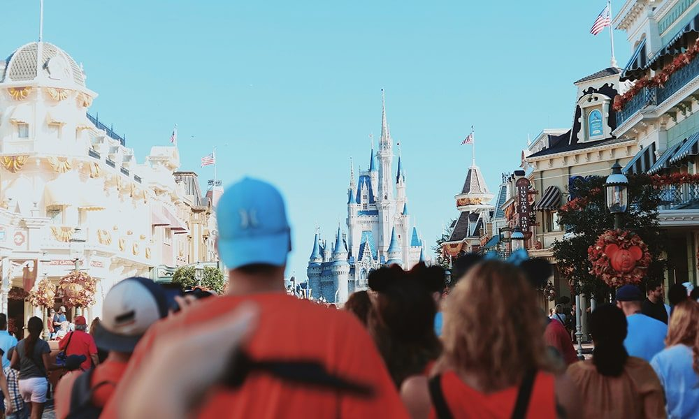 Disney World - Unsplash