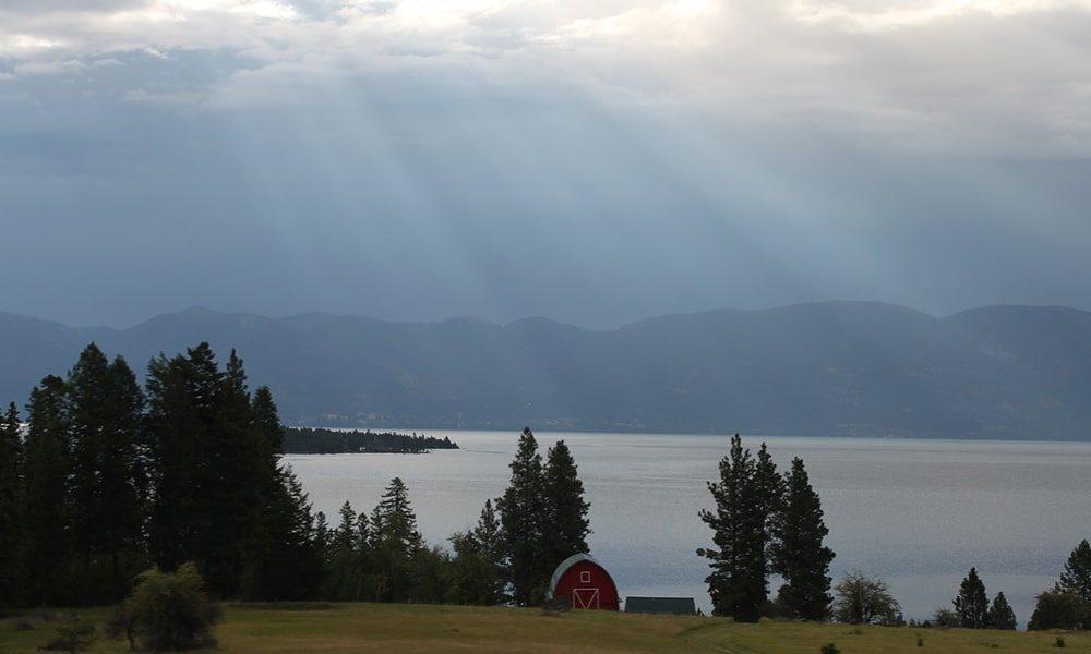 Flathead Lake - Pixabay