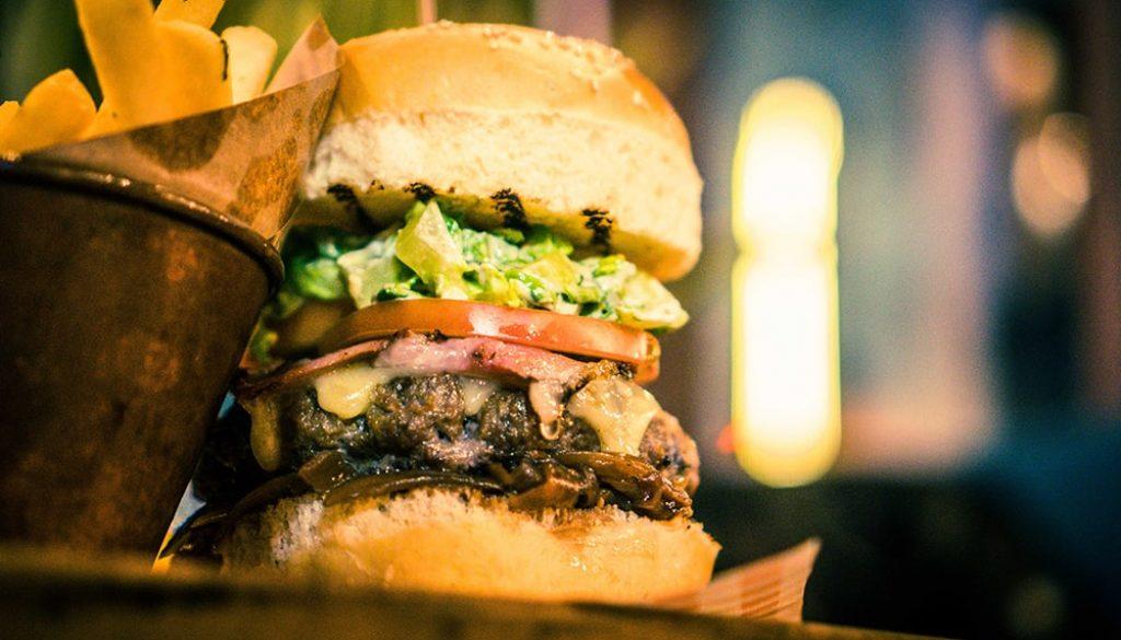 Hamburger 2 - Unsplash