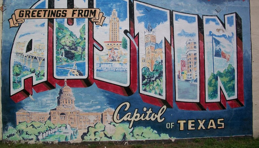 Austin - Pixabay