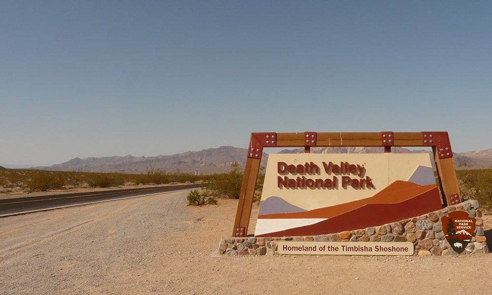 Death Valley National Park - Pixabay