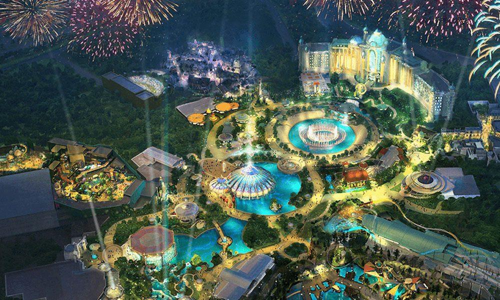 Epic Universe - Universal Orlando Resort 2019 2