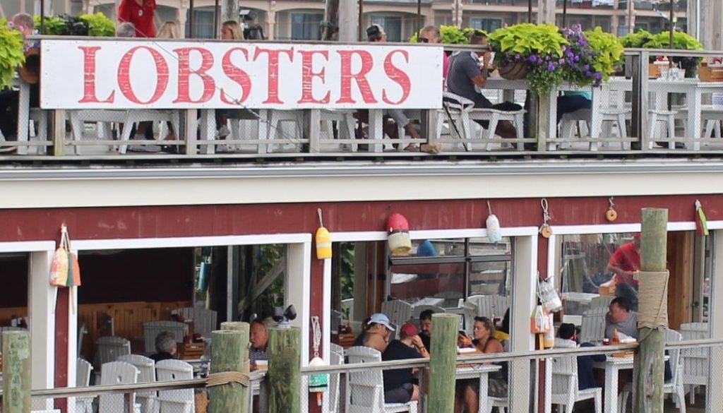 Dit Is The Lobster Shack Al Sinds De