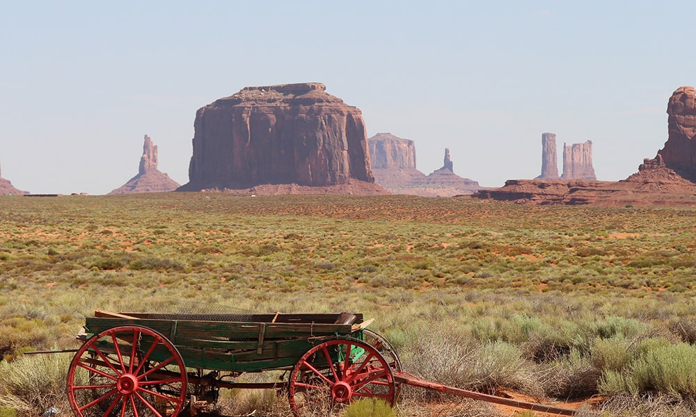 Monument Valley - Pixabay