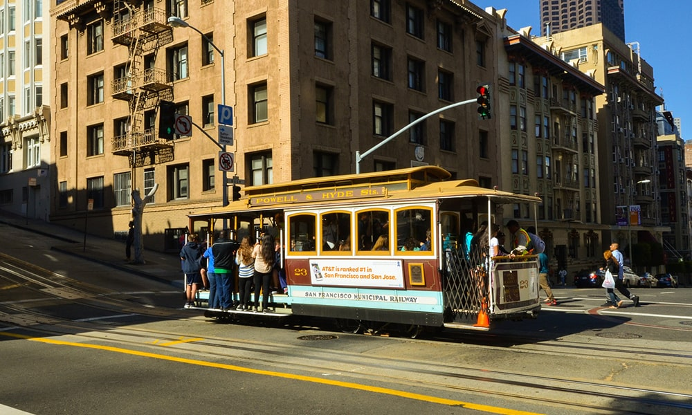 San Francisco - Pixabay