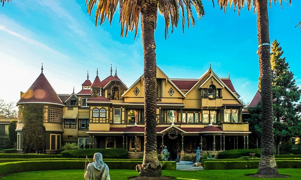 Winchester Mystery House - Pixabay-min