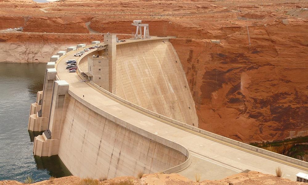 Glen Canyon Dam - Pixabay