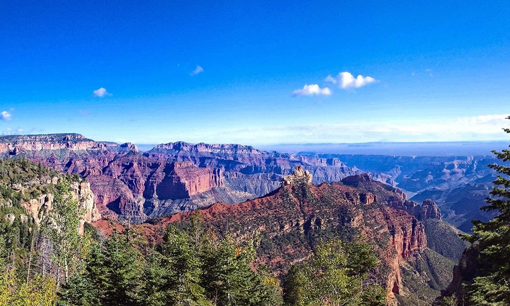 Grand Canyon National Park, North Rim - Pixabay