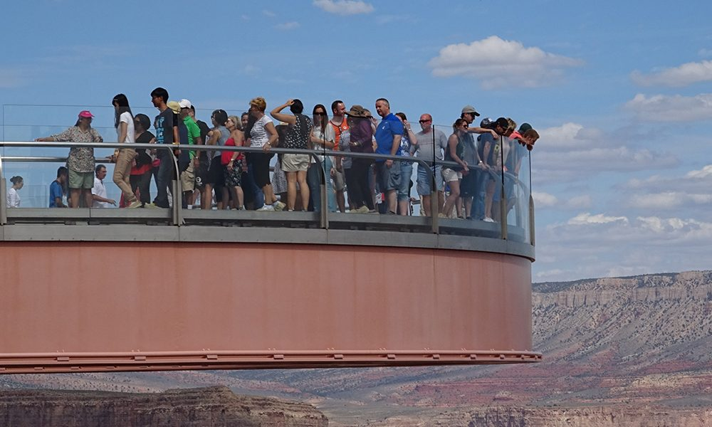 Grand Canyon Skywalk - Pixabay