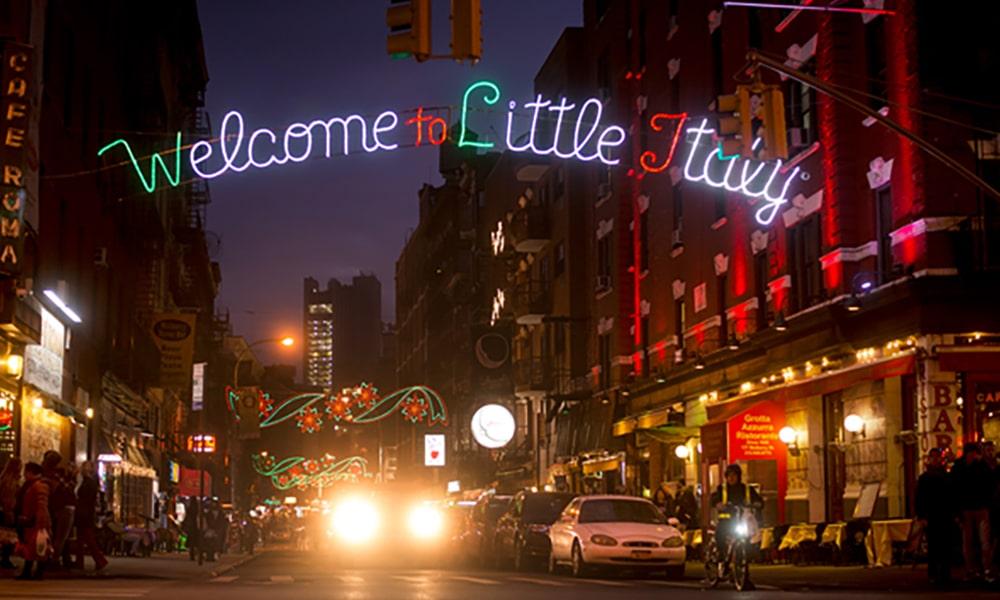 Little Italy - Brittany Petronella via NYC & Company-min