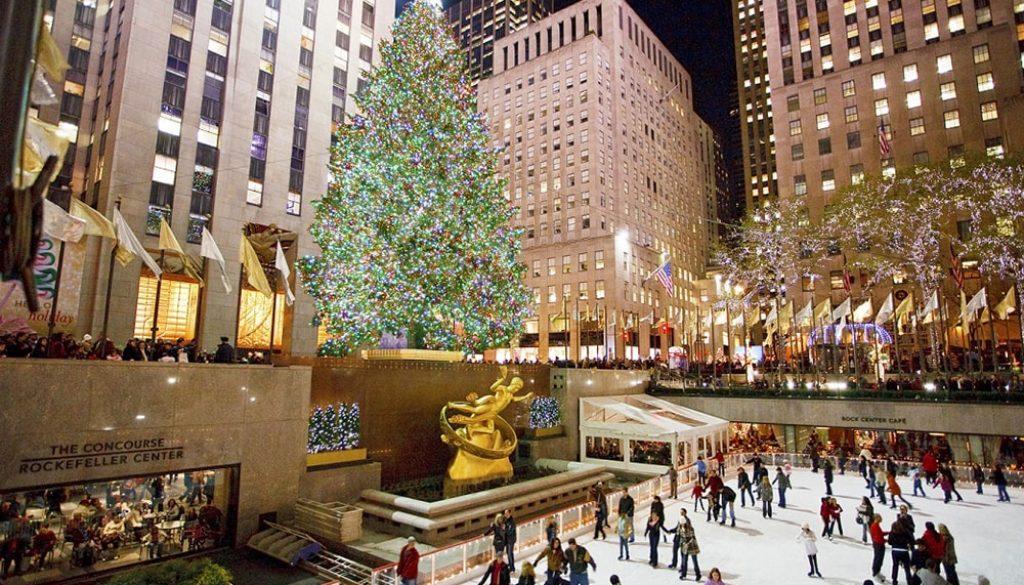 Rockefeller Christmas Tree - Will Steacy via NYC & Company-min