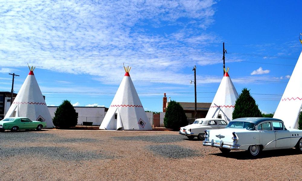 Wig Wam Motel - Anneloes Keunen via Amerika OnlyWig Wam Motel - Anneloes Keunen via Amerika Only