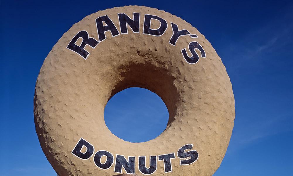 Randy's Donuts - Pixabay