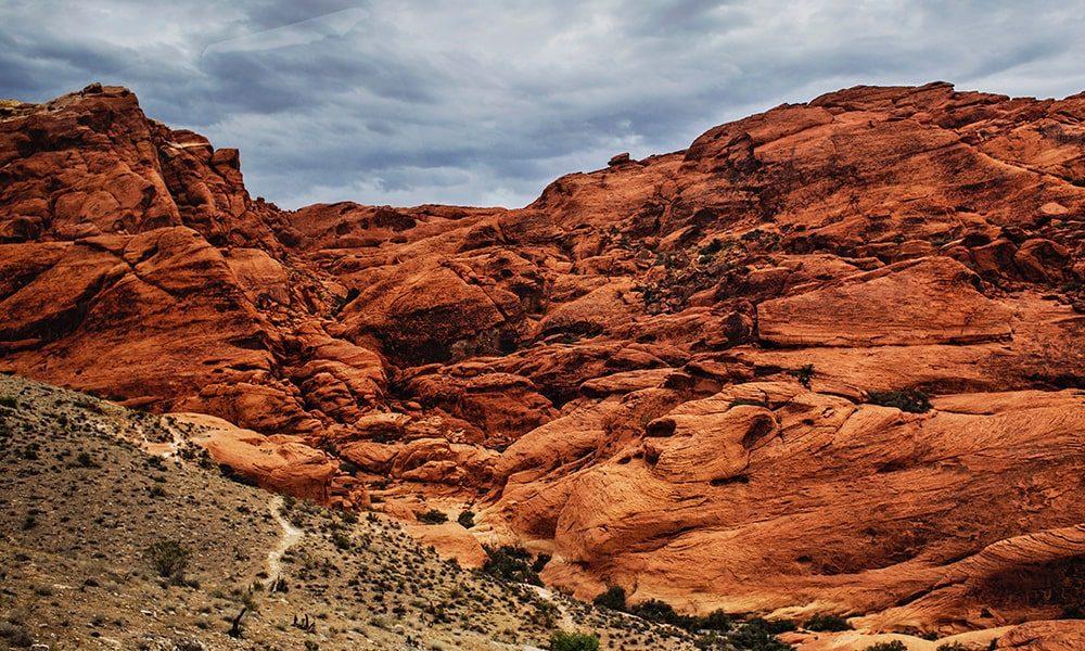 Red Rock Canyon - Unsplash-min
