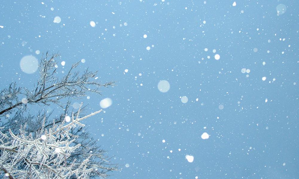 Sneeuw - Unsplash-min