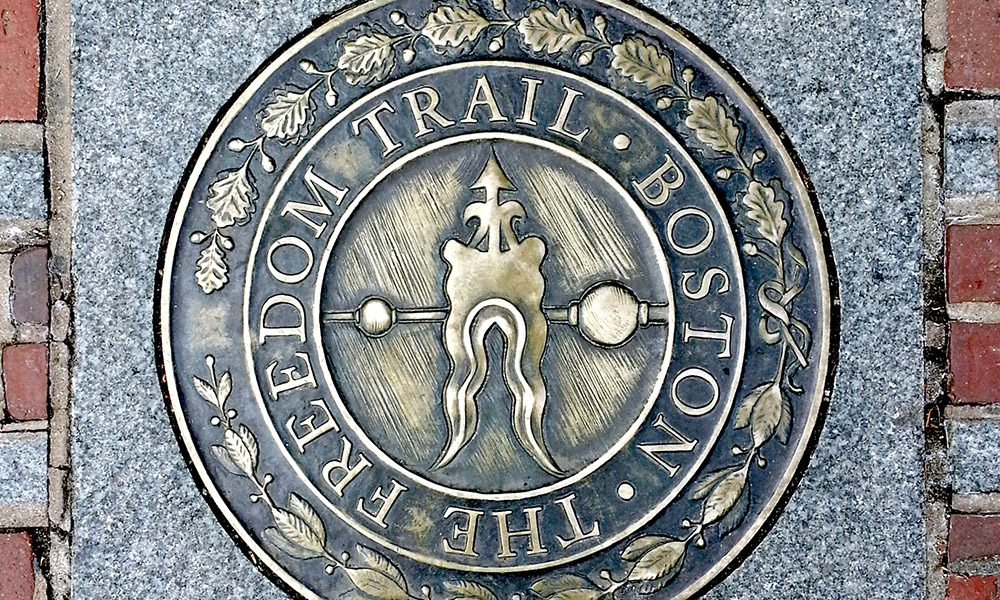 The Freedom Trail - Pixabay