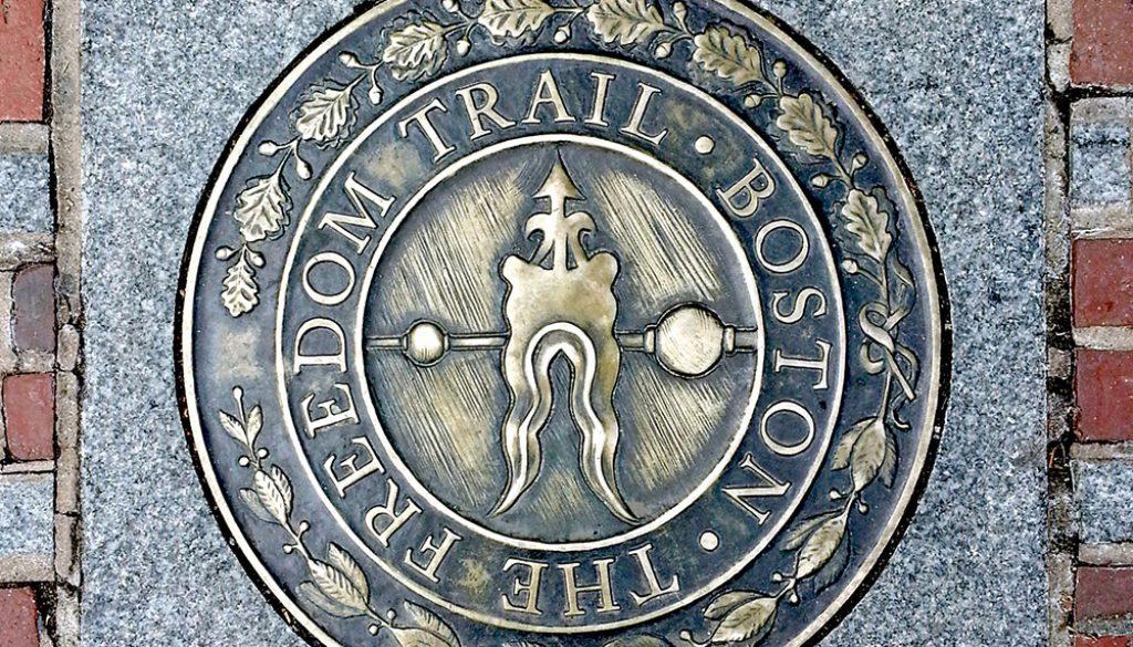 The Freedom Trail - Pixabay