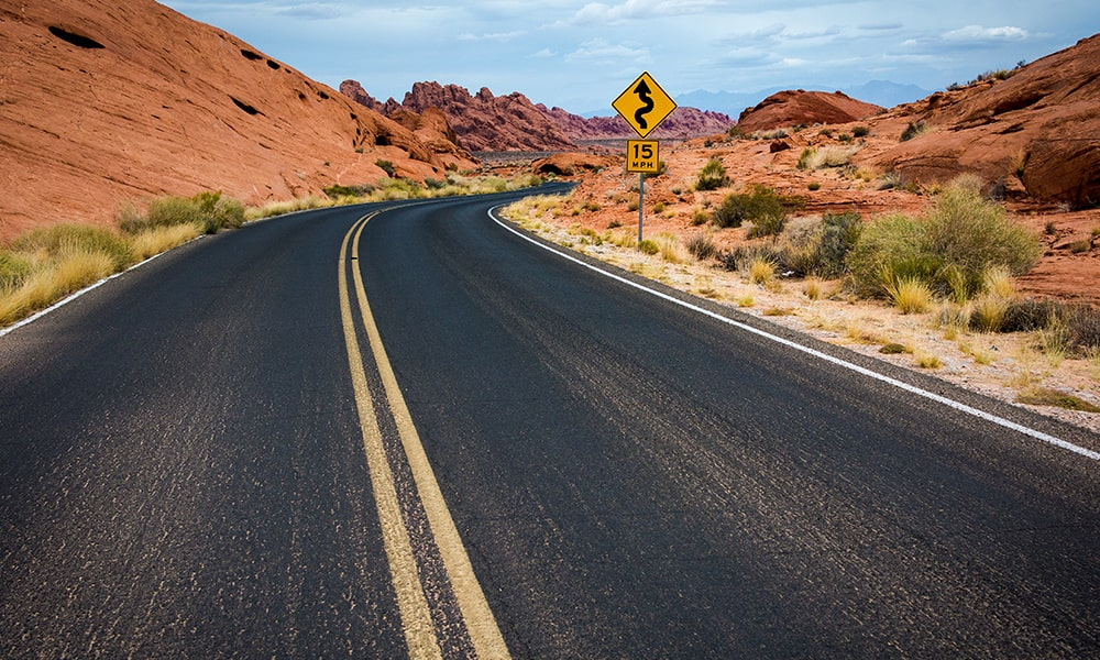 Valley Of Fire State Park - Unsplash-min