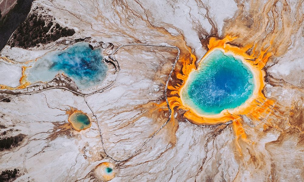 Yellowstone National Park - Unsplash