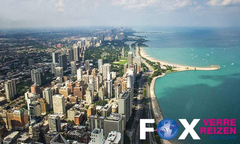 Chicago FOX Verre Reizen van ANWB - Unsplash-min