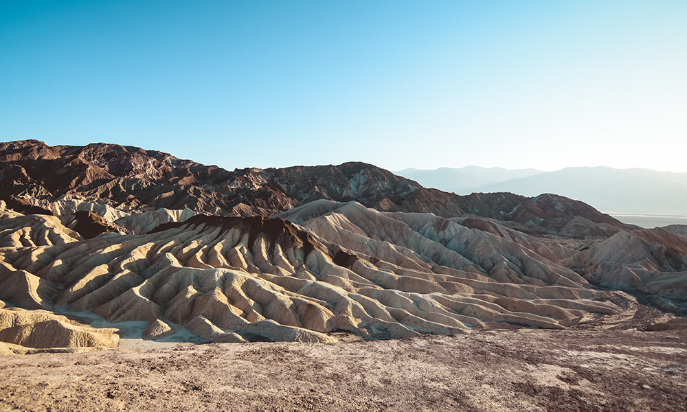 Death Valley National Park - Unsplash