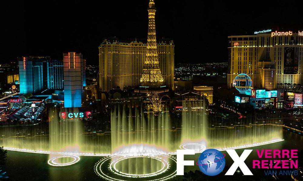 Las Vegas FOX Verre Reizen van ANWB 3 - Unsplash-min