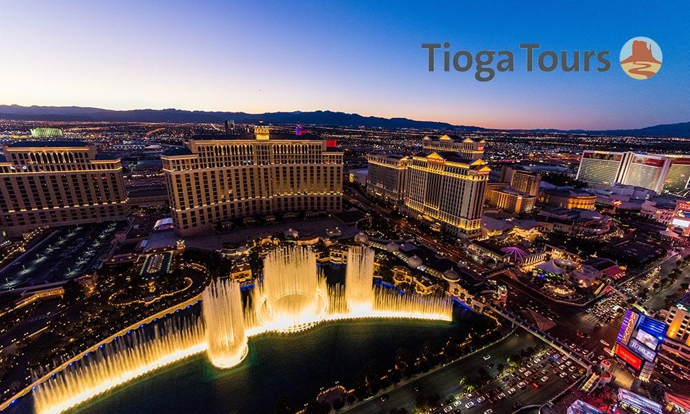 Las Vegas Tioga Tours