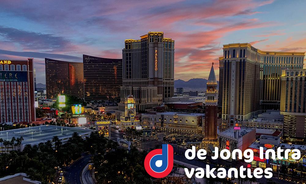 Las Vegas de Jong Intra Vakanties - Unsplash