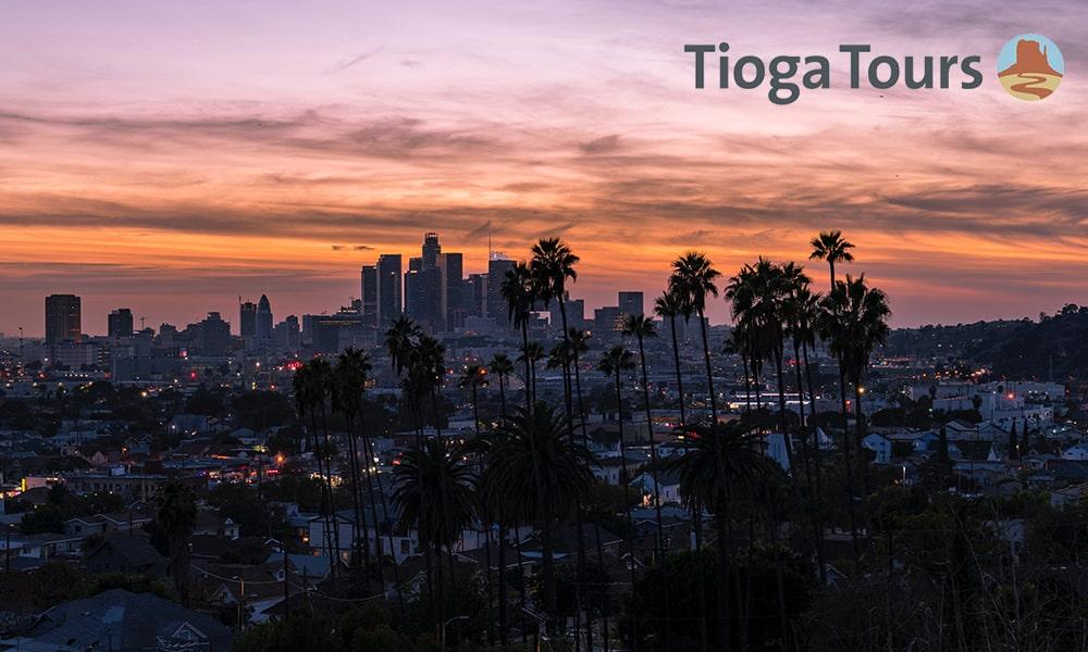 Los Angeles Tioga Tours