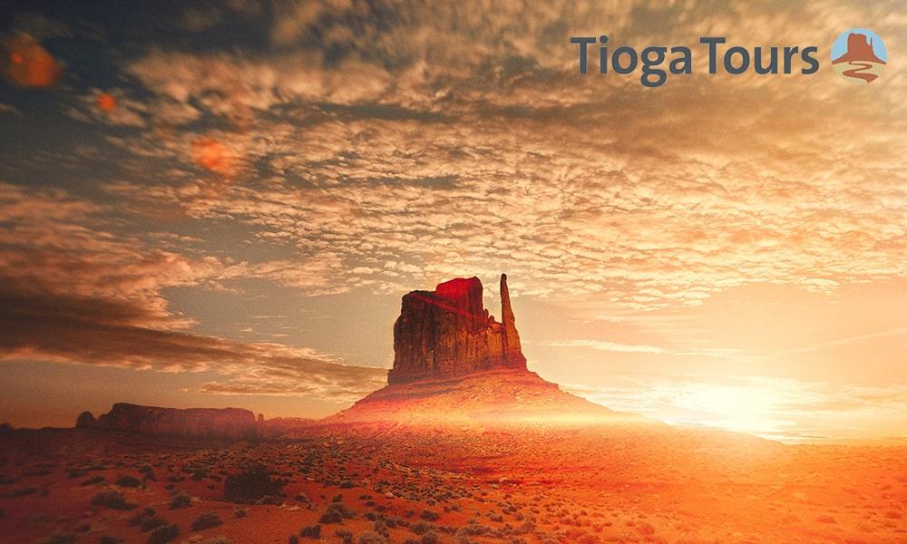 Monument Valley Tioga Tours