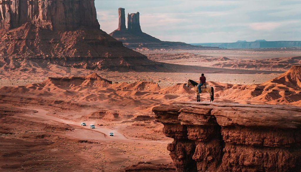 Monument Valley- Unsplash