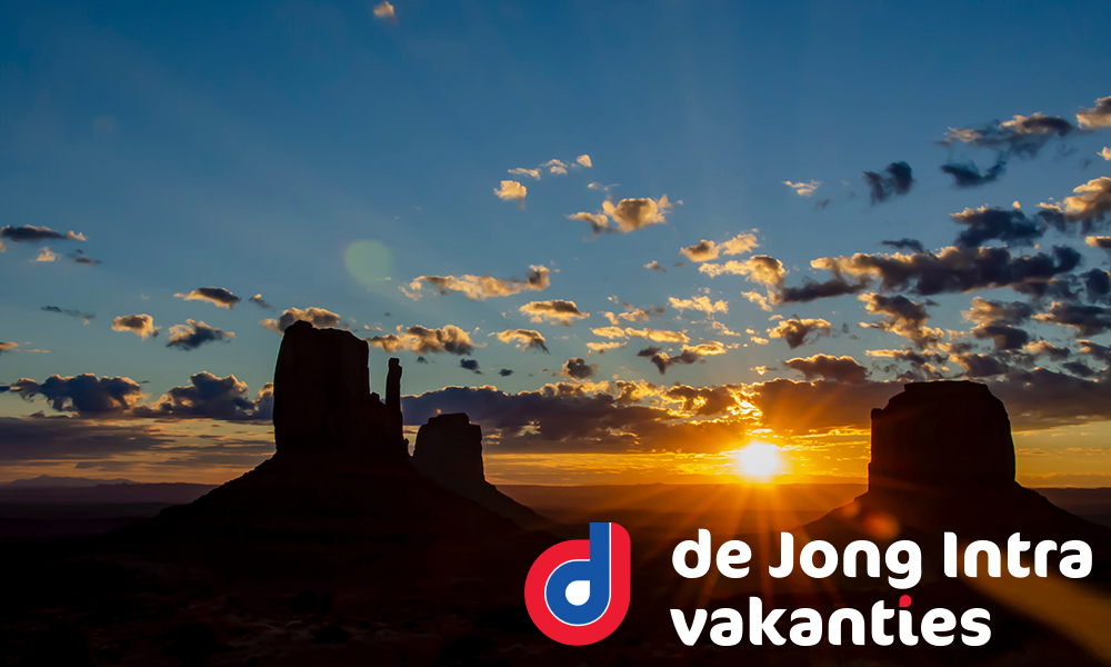 Monument Valley de Jong Intra Vakanties
