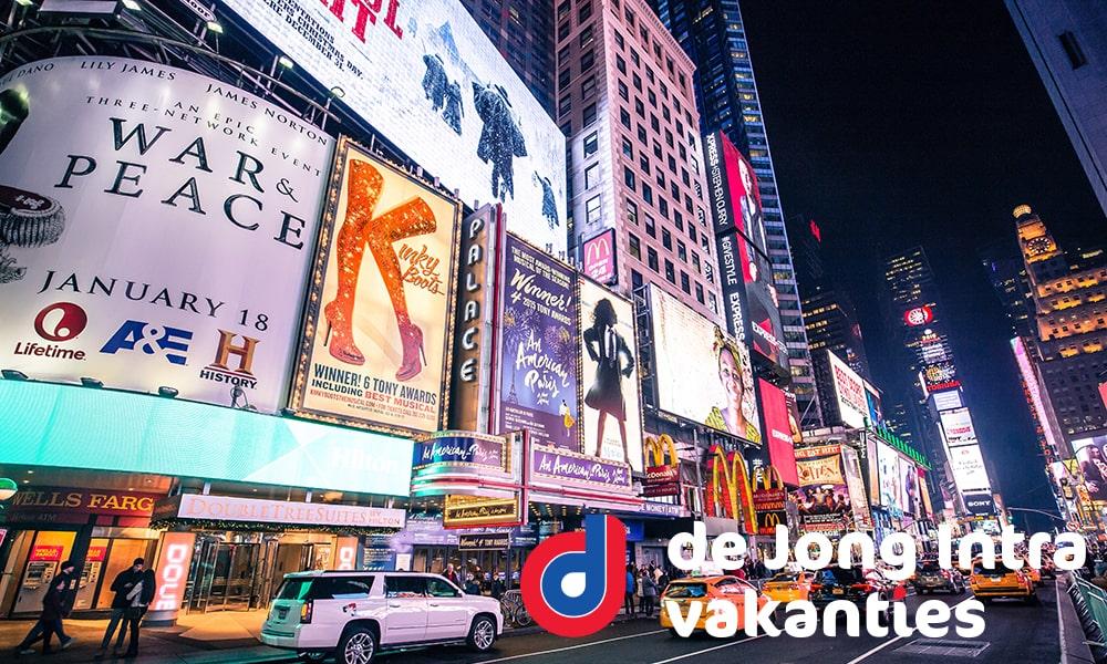 New York de Jong Intra Vakanties - Unsplash