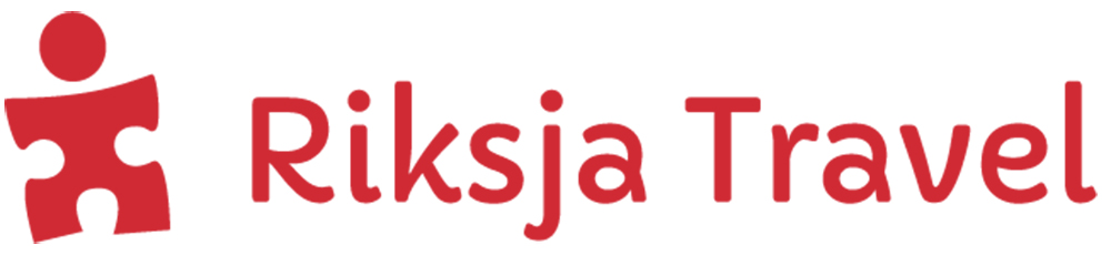 Riksja Travel Logo