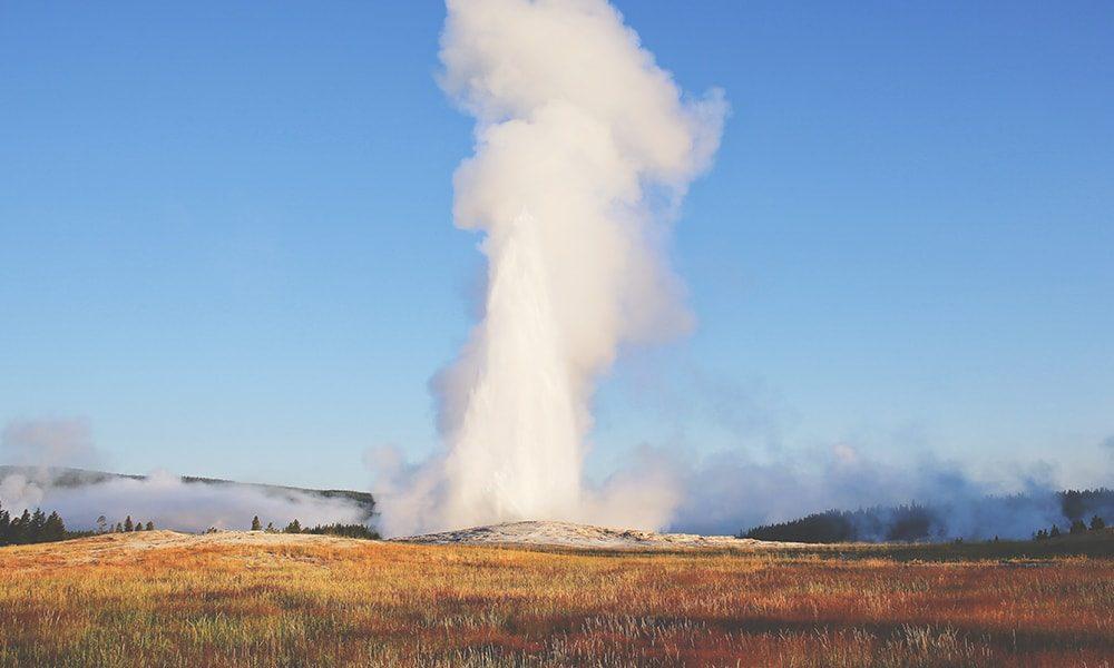 Yellowstone National Park - Unsplash-min