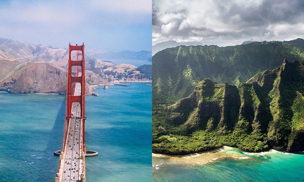 Californië en Hawaii Le Beau Reizen - Unsplash