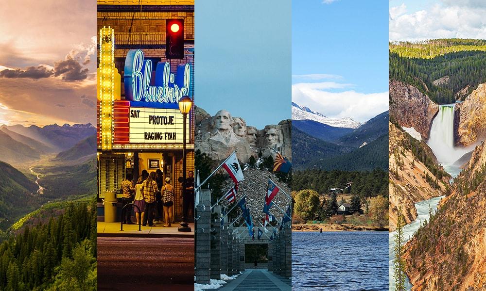 Rocky Mountains Le Beau Reizen - Unsplash-min