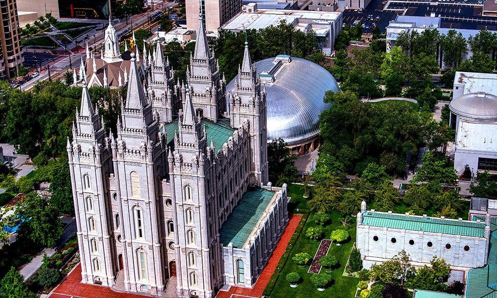 Salt Lake City - Unsplash